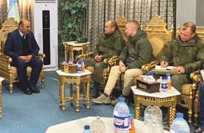 Moskova yönetiminden PKK'ya ilk resmi ziyaret