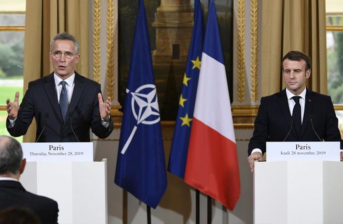 NATO: 'Avrupa Birliği, Avrupa'yı koruyamaz'