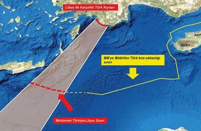 Doğu Akdeniz'de dengeleri değiştiren hamle