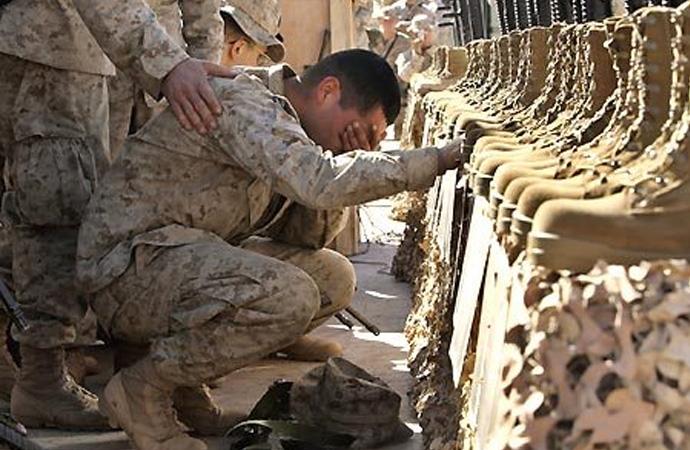 ABD ordusunda 60 dakikada bir intihar vakası
