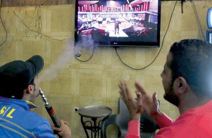 Mısırlılar Türk dizilerini izliyor