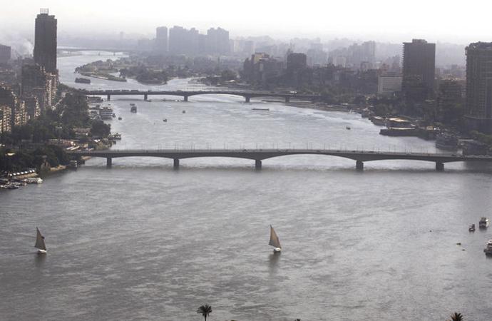 Nil nehri üzerindeki sorunlar ne zaman başladı?