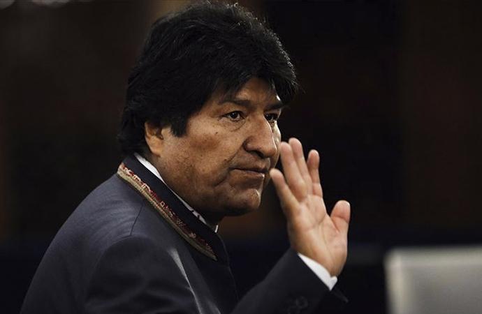 Bolivya'nın ilk 'yerli' Devlet Başkanı: Evo Morales