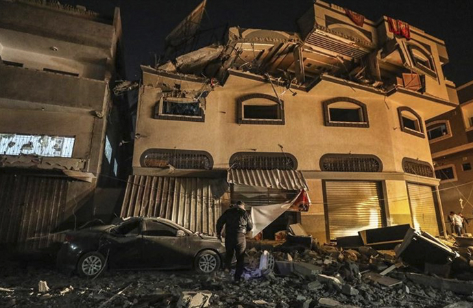 İslami Cihad komutanlarından Ebu'l Ata şehid oldu