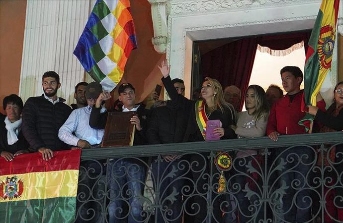 ABD, Bolivya'nın yeni başkanını tebrik etti