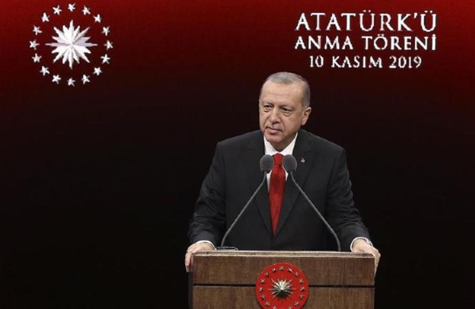 Erdoğan: 'Cumhuriyete en büyük katkıyı biz yaptık'