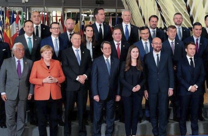 Avrupa Birliği'nden 'Libya Mutabakatı'na tepki