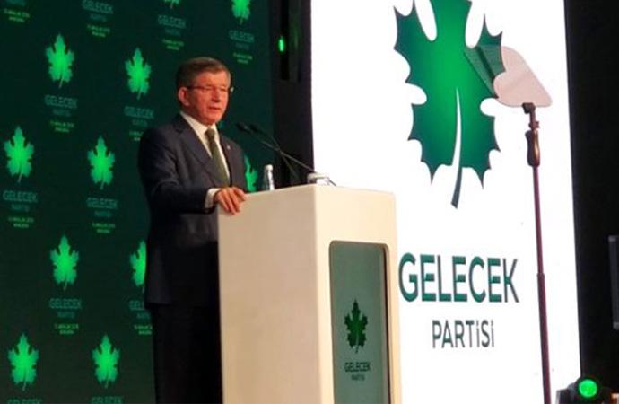 Davutoğlu partisini tanıttı, ilkelerini anlattı