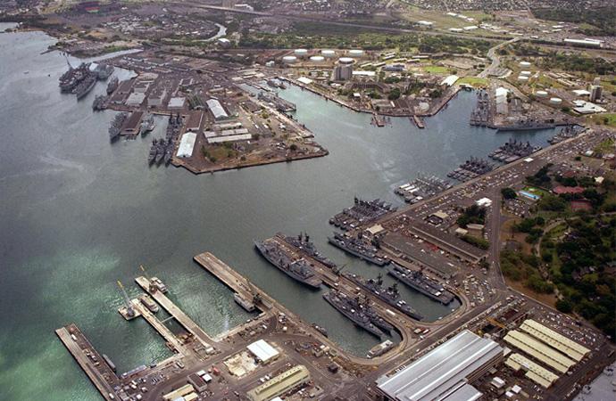 Pearl Harbor saldırısı için Suud Kralından taziye