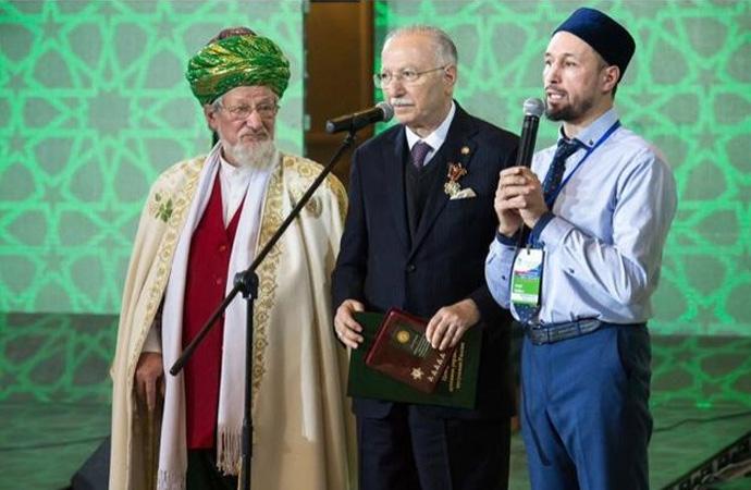 İhsanoğlu: Rusya'nın İİT'ye kabulü önemli bir hamle