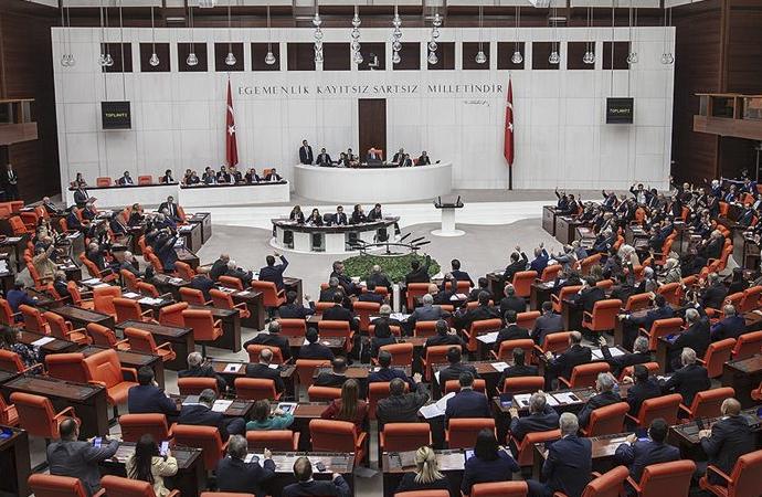 FETÖ'nün siyasi ayağı için Meclis araştırması istendi