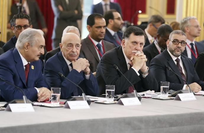 Libya konferansı Almanya'da yapılacak