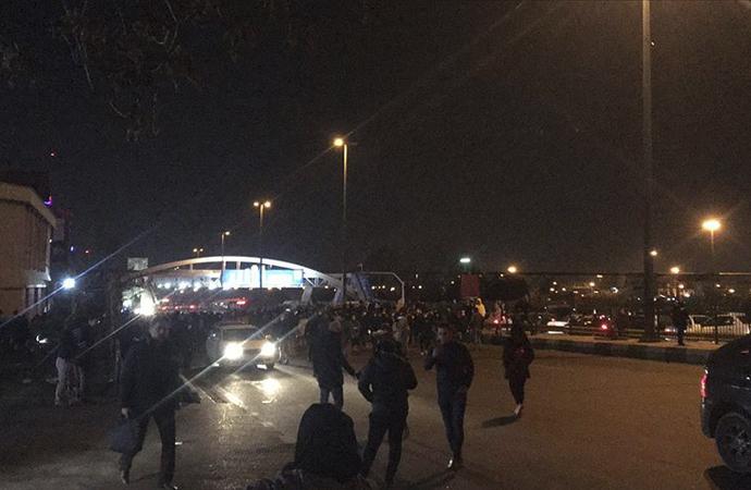 İran'da gösteriler birçok kente yayıldı
