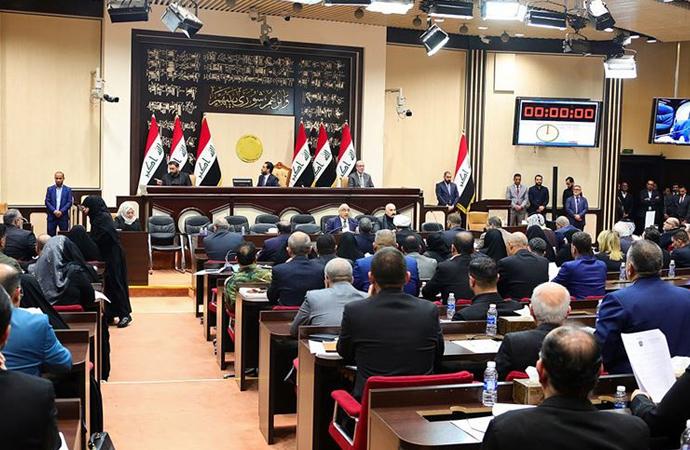 Irak hükümeti geri adım atmamak niyetinde