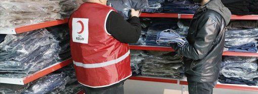 Türk Kızılayın 2020 yılı hedefi 25 milyon kişiye ulaşmak