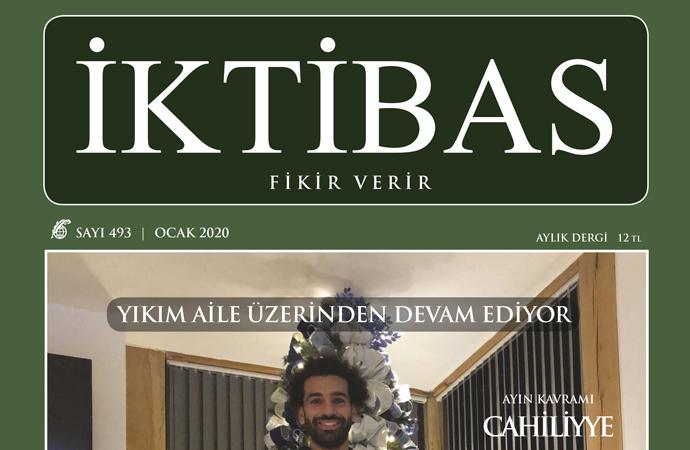 İktibas'ın 40'ıncı yılının ilk sayısı çıktı