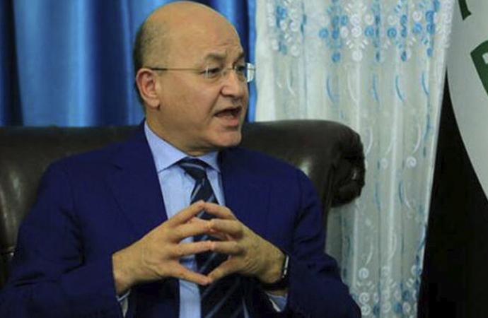 Irak Cumhurbaşkanından Davos'ta açıklama