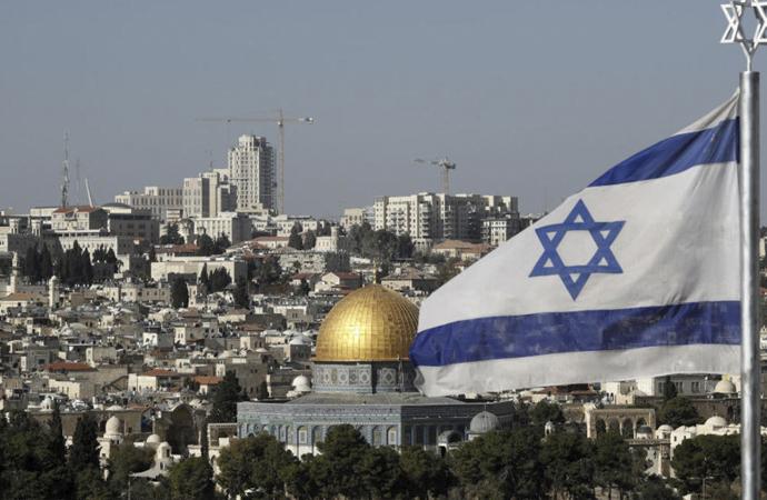 Kudüs'teki bir meydanın mülkiyeti Ruslara devredildi