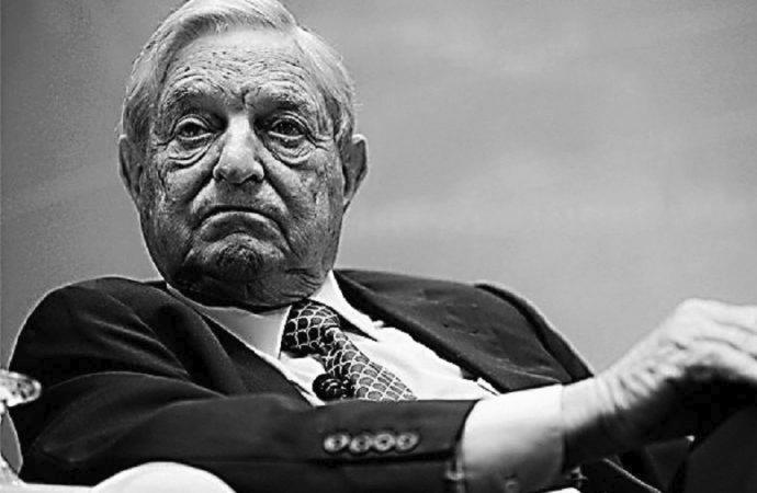 George Soros Davos'ta dünya liderlerine yüklendi!