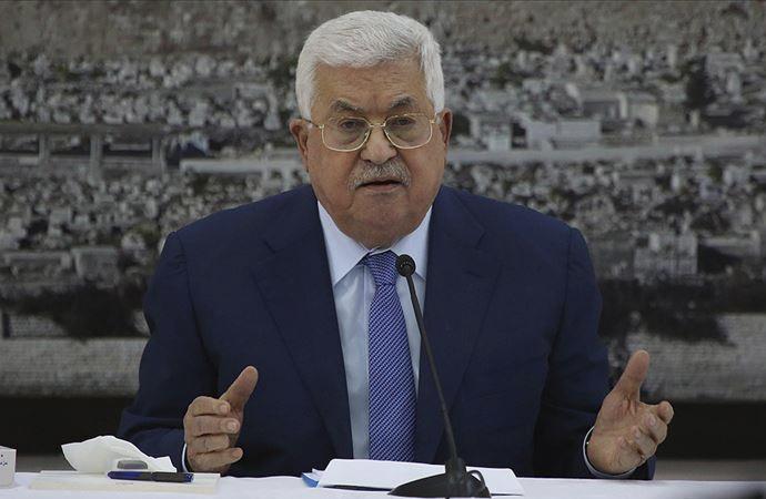 Abbas: Hiçbir Müslüman bu planı kabul edemez