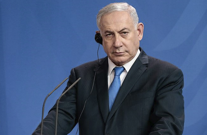 Netanyahu 'İsrail'i nükleer güce dönüştürüyoruz' dedi