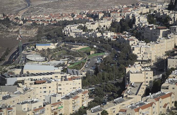 Yahudi yerleşimlerinde faaliyet gösteren şirketlerin isimleri