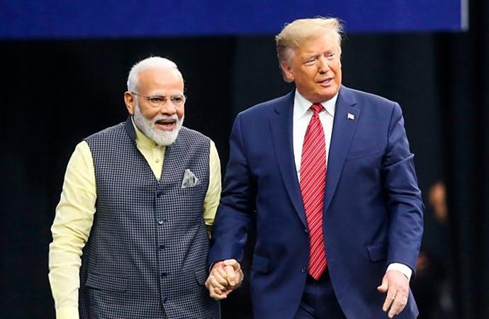 ABD ve Hindistan 3 milyar dolarlık anlaşmaya vardı