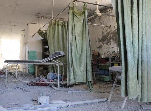 'İdlib'de 70'ten fazla hastanenin vurulması kaza değil!'