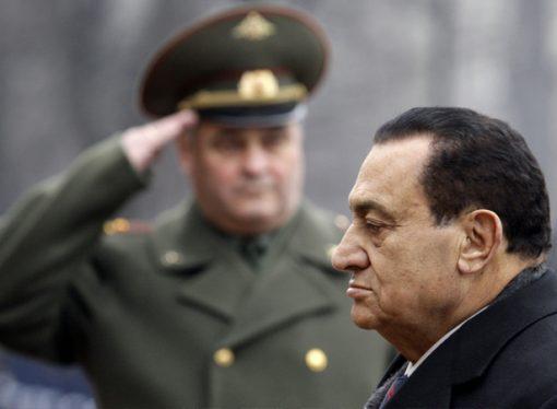 Mısır'ı 30 yıl demir yumrukla yöneten diktatör: Hüsnü Mübarek