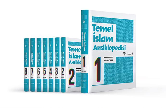 İSAM'dan 8 ciltlik Temel İslam Ansiklopedisi