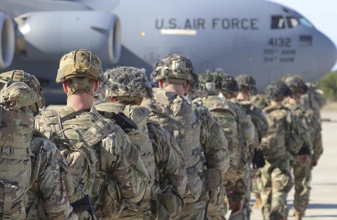 Amerikan ordusunda vaka sayısı 415'e yükseldi