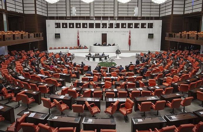 Ekonomiye ilişkin 'torba teklif' TBMM Genel Kurulunda kabul edildi