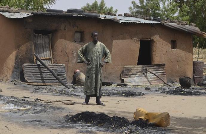 Nijerya'nın Niger eyaletinde silahlı katliam