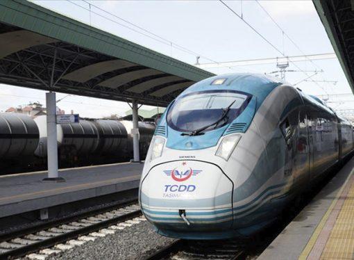 TCDD, Yüksek Hızlı Tren, Anahat ve Bölgesel tren seferlerini durdurdu