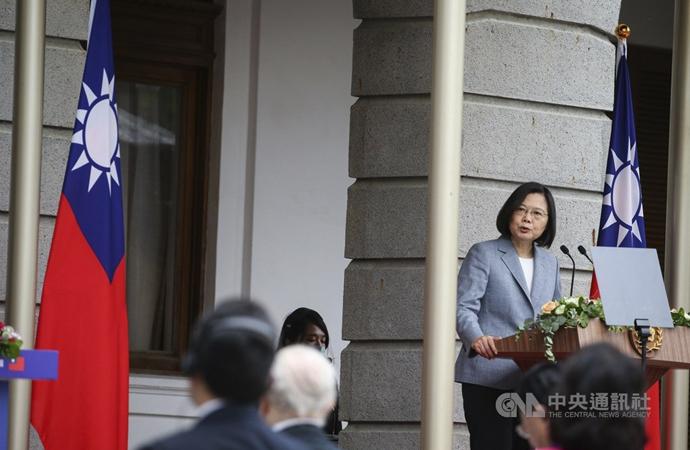 Çin ile Tayvan arasında sert tartışma