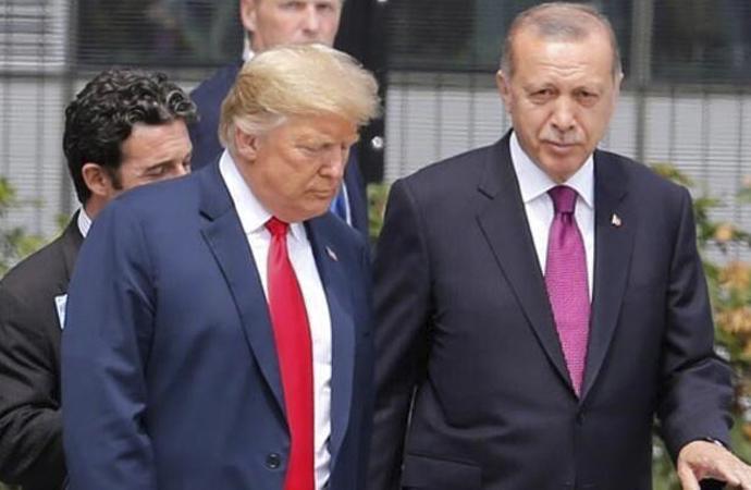 Erdoğan – Trump görüşmesi