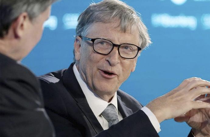 Mücahit Gültekin: Gates vakfı kim oluyor?