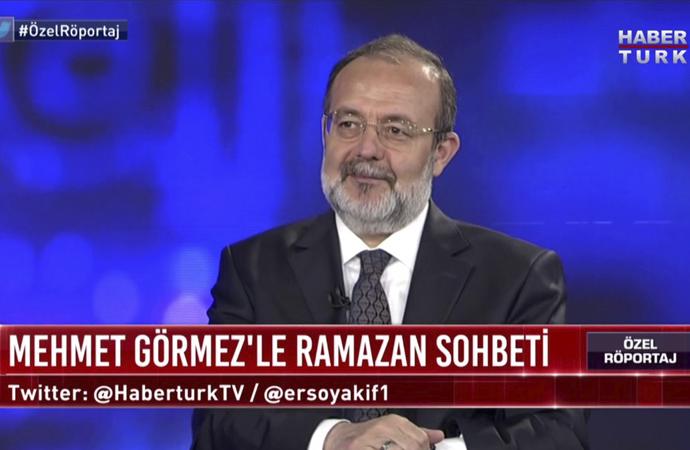 """Mehmet Görmez: """"Halimize bakınca eyvah diyorum"""""""
