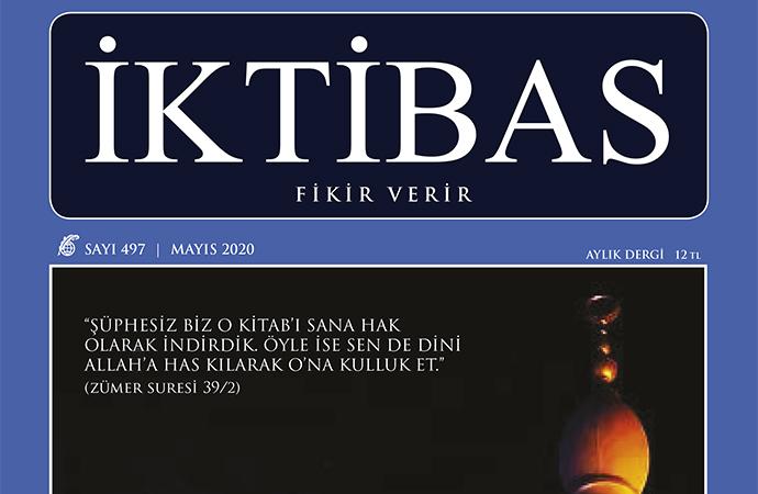 İktibas Dergisi'nin yeni sayısı çıktı