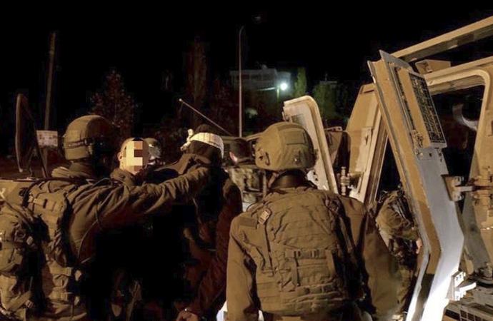 İsrail'in Batı Şeria ve Kudüs'teki tutuklamaları devam etti