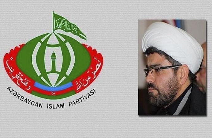 Azerbaycan İslam Partisi liderinin tutukluluk süresi uzatıldı
