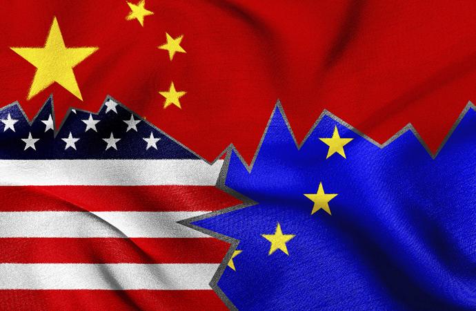 Avrupa'da anket: Amerika ve Çin'in liderliği istenmiyor