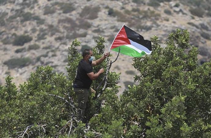 """Arap ülkeleri İsrail'e karşı """"uluslararası topluma"""" seslendi"""