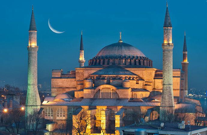 Danıştay'dan tarihi Ayasofya camii kararı