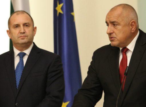 Bulgaristan'da Cumhurbaşkanı-Başbakan çekişmesi
