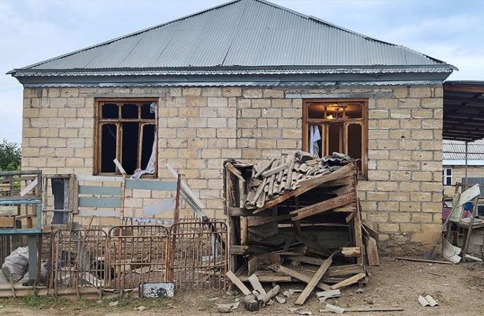 Ermenistan, Azeri köylerine obüslerle saldırdı