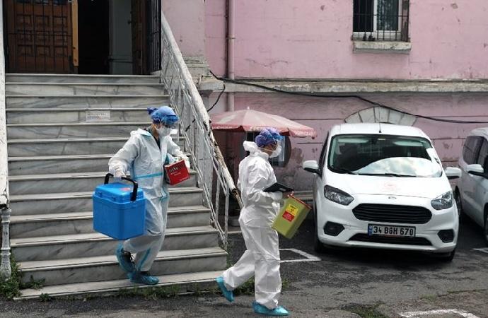 Türkiye'nin koronavirüsle mücadelesinde son 24 saat
