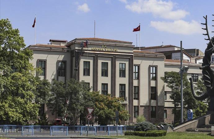 Ankara'da toplantı, gösteri yürüyüşü ve benzeri faaliyetlere 15 gün kısıtlama