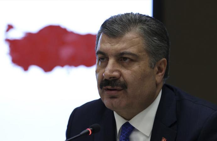 Türkiye'de son 24 saate ilişkin koronavirüs rakamları