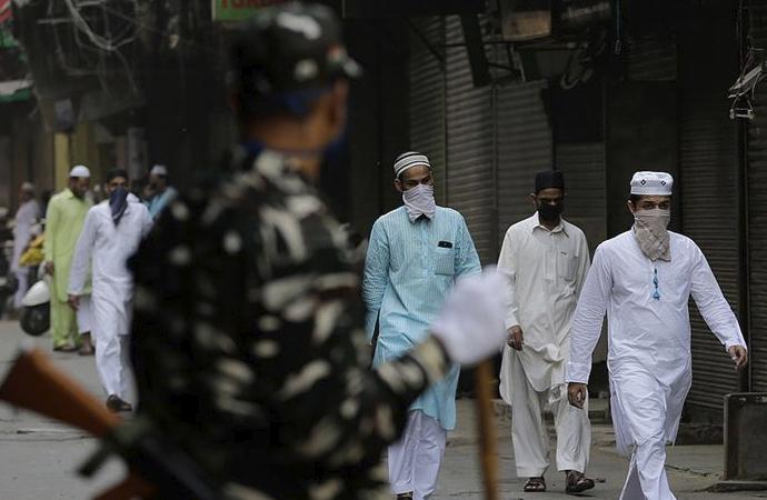 Hindistan'da Müslümanlara uygulanan ayrımcılık rapora yansıdı